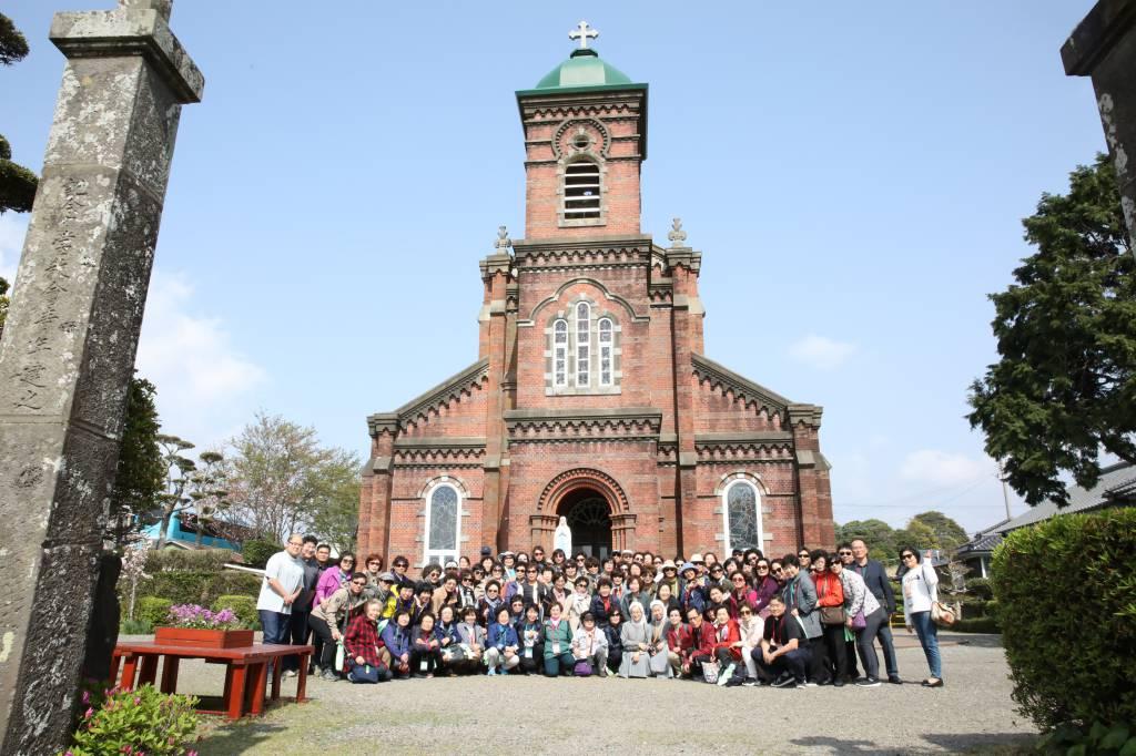 타비라성당 2018.4.9 일본 성지순례.JPG