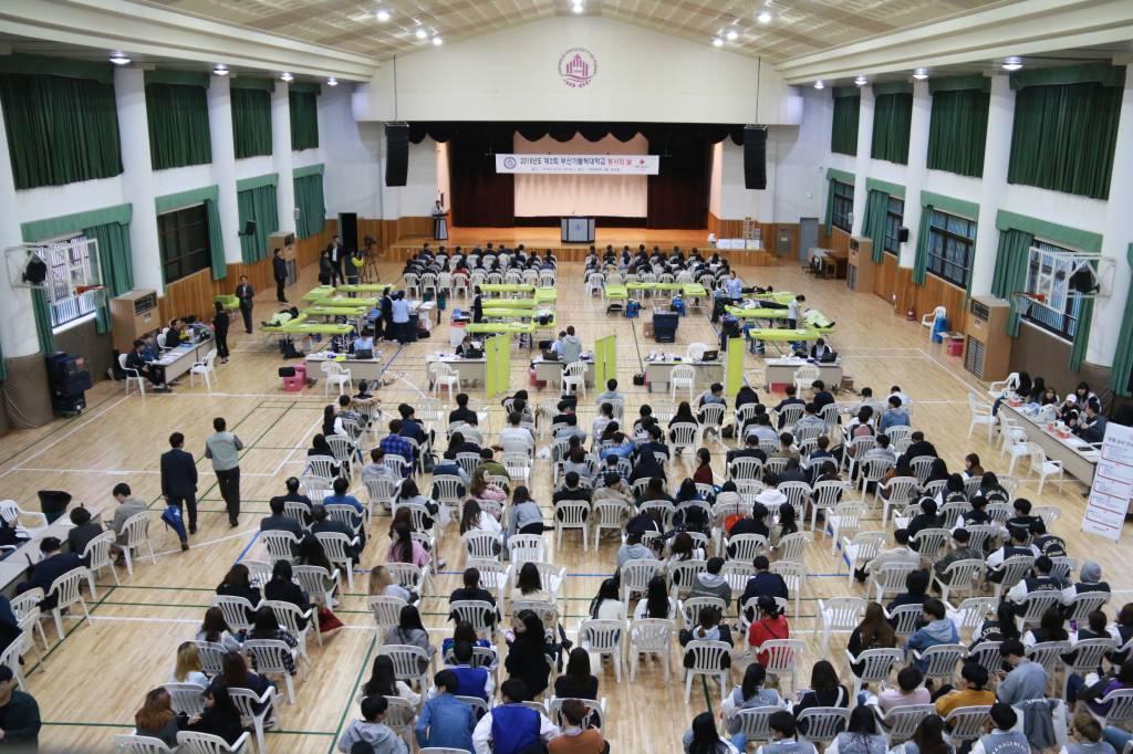 20180404부산가톨릭대학교제2회봉사의날개최007.JPG