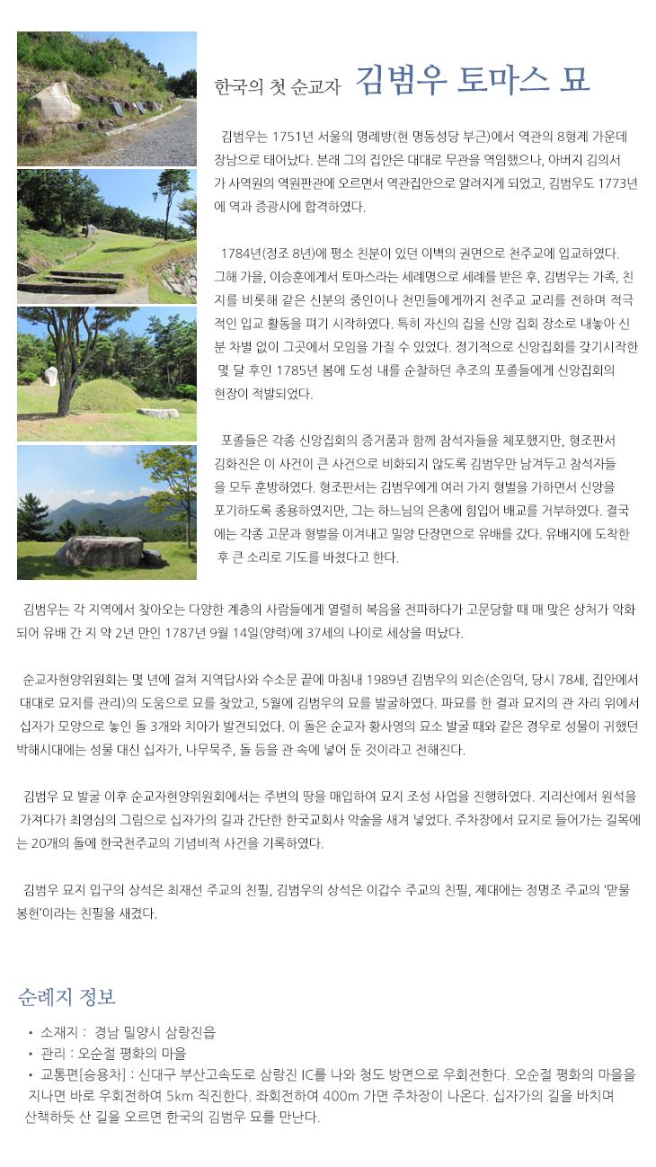 김범우 토마스 묘.png